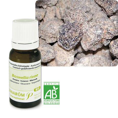 Frankincense (Boswellia rivae) BIO, 5 ml