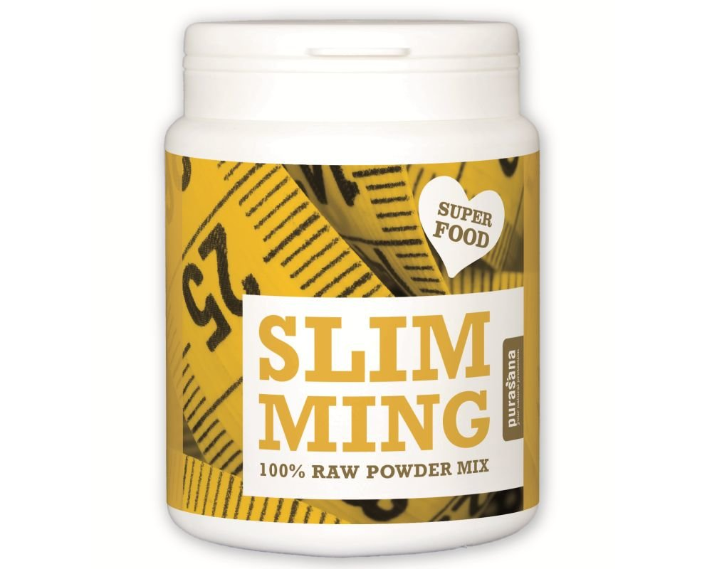 Super Food Slimming Mix - Mix organic de slăbire (g) - Purasana