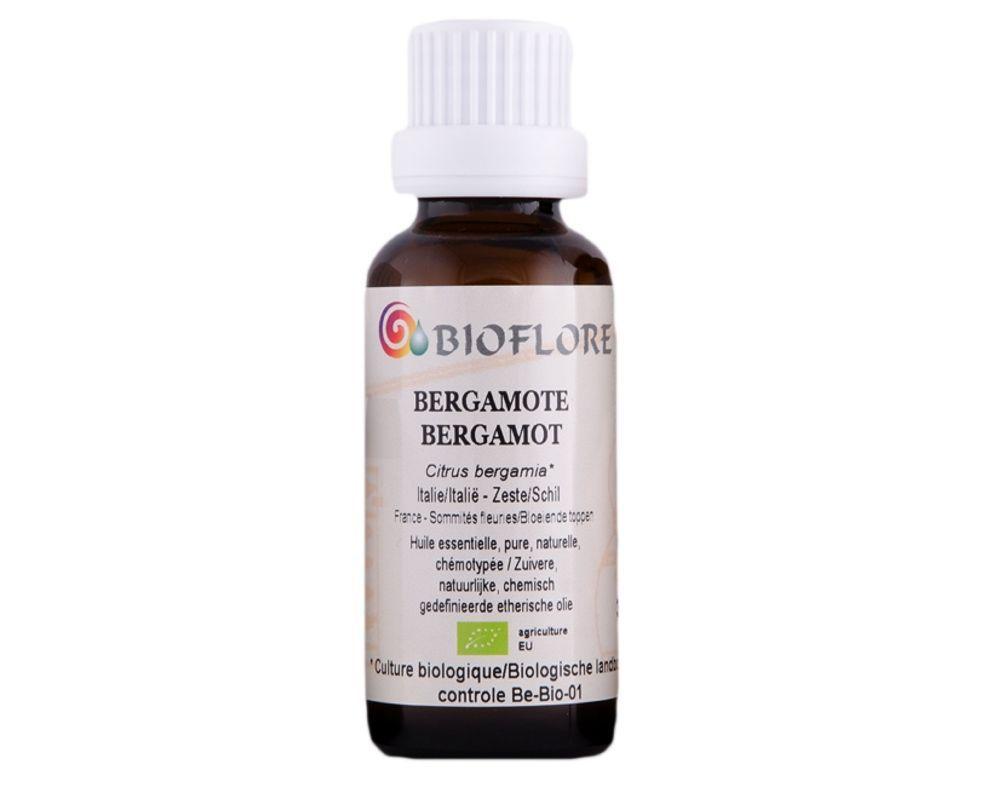Bergamot (Citrus bergamia) BIO, 30 ml