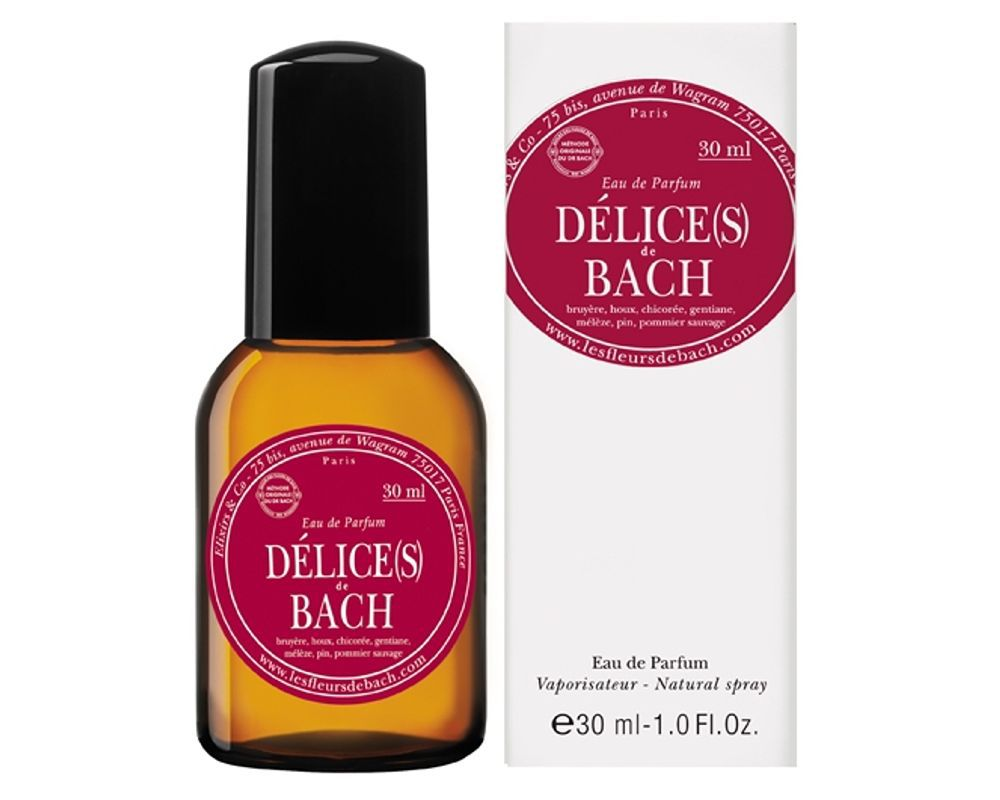 Amber Bach délice (s) - eau de parfum, 30 ml