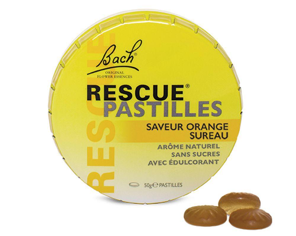 Rescue Pastilles Concentre De Zen Rescue Fleurs De Bach Original