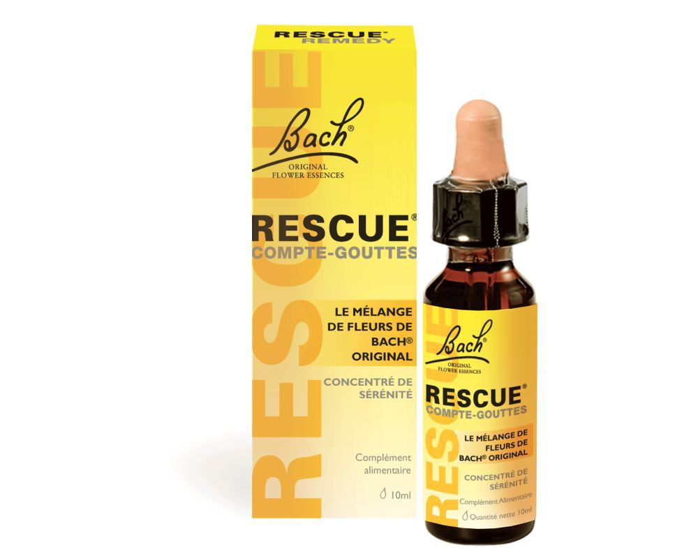 Rescue® Gouttes, 10 ml
