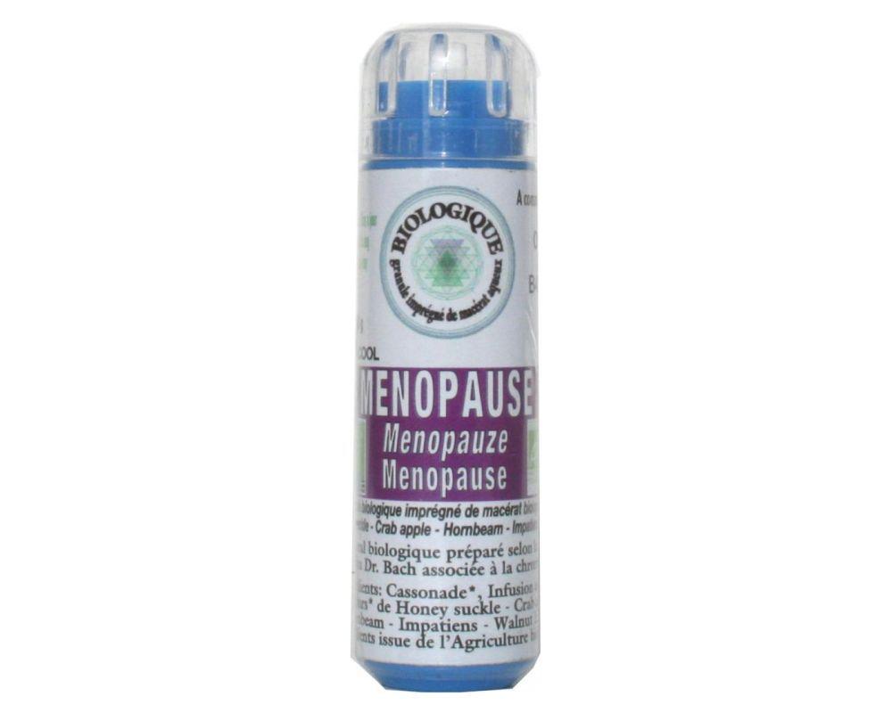 Complexe Ménopause (sans alcool) BIO, 130 granules