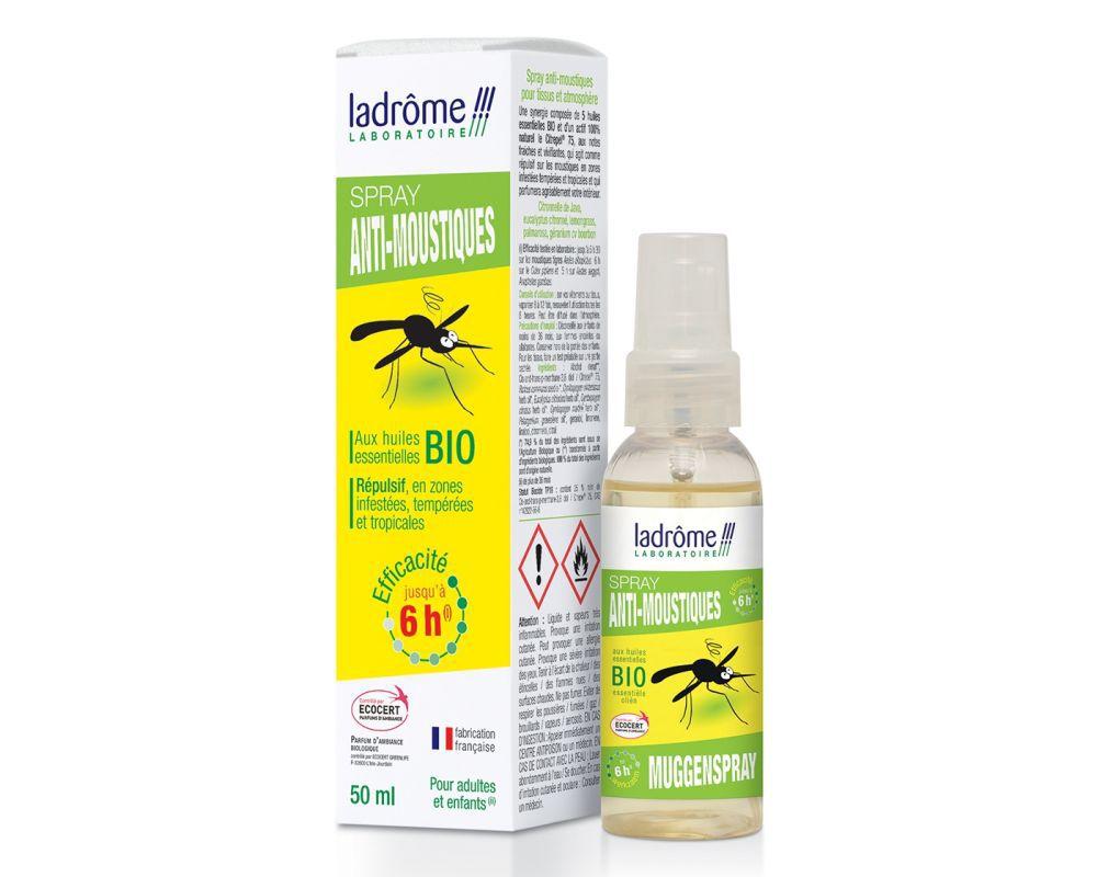 Spray Du0027été à La Citronnelle (anti Moustiques), 50 Ml