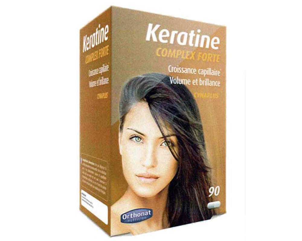 Keratine pour cheveux femme