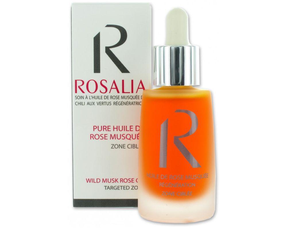 Huile De Rose Musquee Pure Bio Rosalia 30 Ml