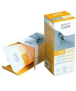Crème solaire teintée - SPF  50+  BIO, 75ml