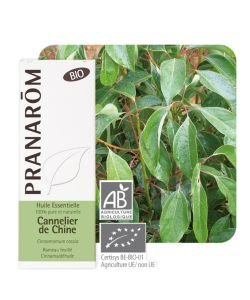 Cannelier de Chine (Cinnamomum cassia), 10ml
