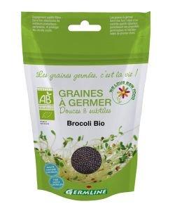 Graines à germer - Brocoli BIO, 150g