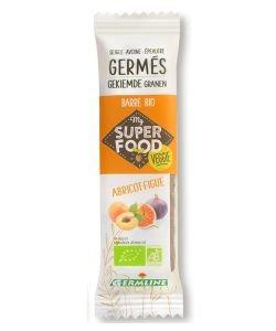Barre de céréales germées : Abricot - Figue - Nouvelle recette