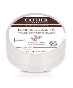 Beurre de Karité - 100% Bio