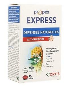Propex Express - Défenses naturelles
