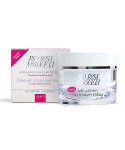 Anti-Aging Cream Day & Night - Rio Rosa Mosqueta, 50ml