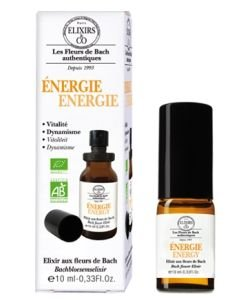 Spray buccal Energie BIO, 10ml