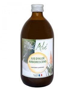 Jus d'Aloé Arborescens, 500ml
