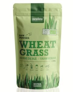 Wheat Grass Powder - Super Greens