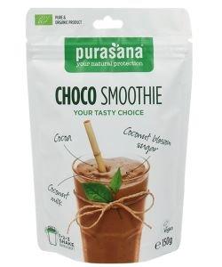Choco smoothie BIO, 150g