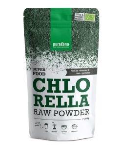Chlorella Powder - Super Food BIO, 200g