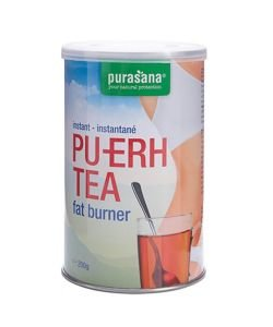 Pu-erh Tea instant (eat-drink fat)