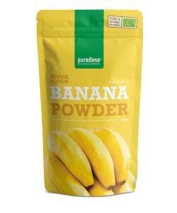 Poudre de Banane - Arôme naturel BIO, 250g