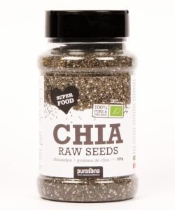 Graines de Chia Bio - Poudreur BIO, 350g