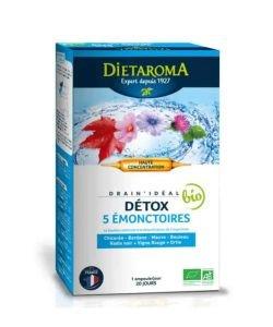 Drain'idéal - Détox & drainage
