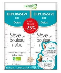 Dépurasève Duo BIO, 500ml