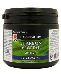 Carbo'Activ (granulés) - Charbon végétal Super Activé