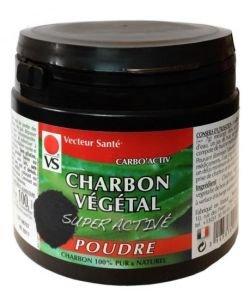 Carbo'Activ (poudre) - Charbon végétal super activé