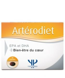 Artérodiet, 40capsules