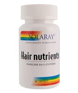 Hair nutrients, 60capsules