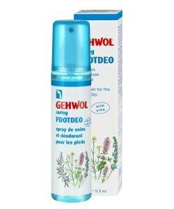 Spray de soin et déodorant pour les pieds