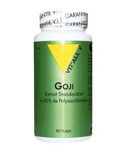 Goji - Extrait standardisé, 80gélules