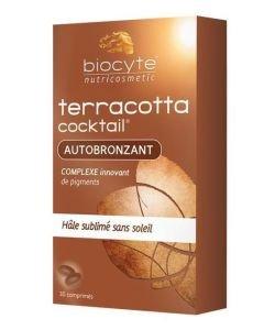Terracotta Cocktail - Autobronzant