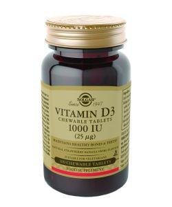 Vitamine D3 25 µg (1000 UI)