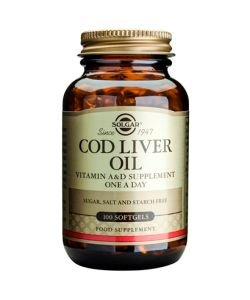 Huile de Foie de Morue (Cod Liver Oil)