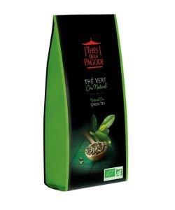 Thé Vert Cru Naturel BIO, 100g