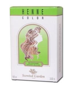 Henné Blond doré