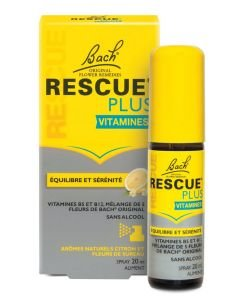 Rescue® Plus Spray, 20 ml