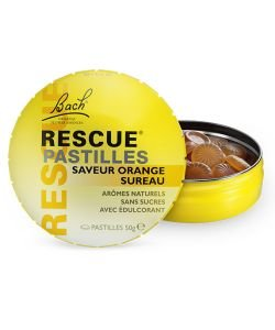 Rescue® Pastilles - Orange - Sureau