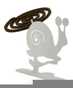 Spiral Incense Holder Snail, part