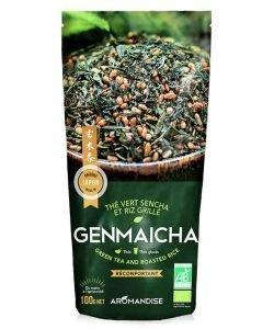 Thé Vert & Riz Genmaicha