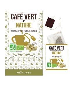 Café Vert - Nature BIO, 20sachets