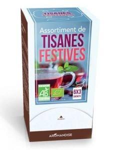 Herb tea of festivals BIO, 18sachets