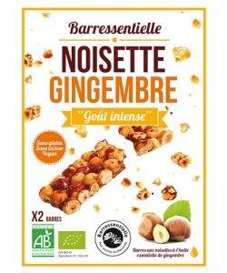 Barressentielle - Noisette - Gingembre - DLU 15/05/2020