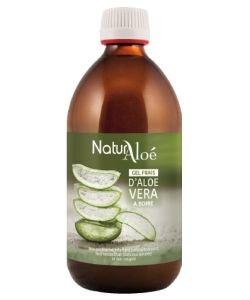 Aloe Vera drinkable gel BIO, 500ml