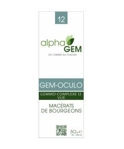 GEM-OCULO - sans emballage, 50ml