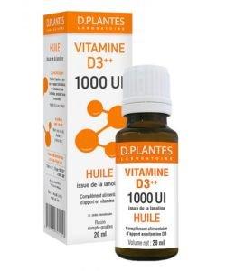 Vitamin D3 ++ 1000 IU Oil