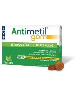 Antimetil gom, 24gommes