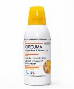 Curcuma, Gingembre & Poivre noir